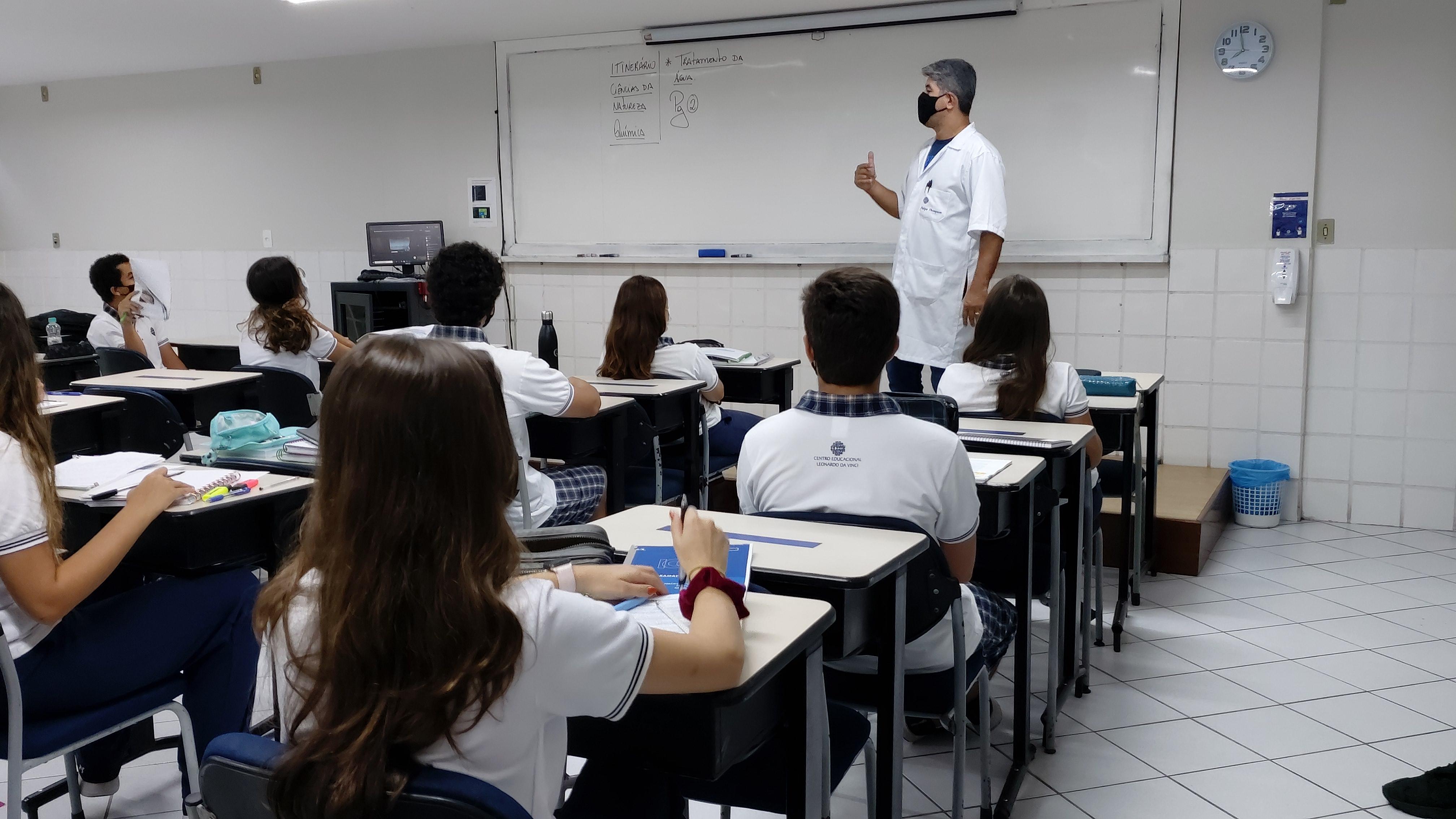 Ensino Médio: como é a aprendizagem das áreas do conhecimento?